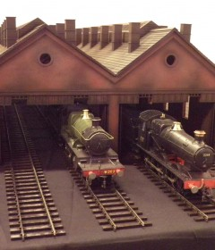 O Gauge Model rail Track and Trackside accesories