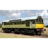 Class 25 Sulzer type 2 Diesel loco Kit late types