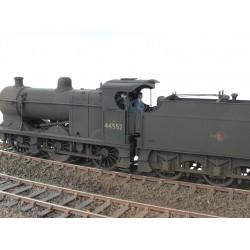 Midland 4F O Gauge loco kit