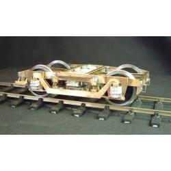 O gauge GWR American  Bogies