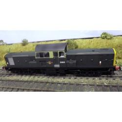 Class 17 Clayton Diesel Loco kit
