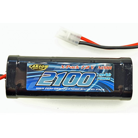 Carson 7.2V 2100MAH battery Pack