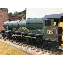 "O Gauge kit built GWR Castle ""Isambard Kingdom Brunel"""