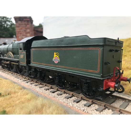 """O Gauge kit built GWR Castle """"Isambard Kingdom Brunel"""""""