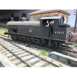 O Gauge LMS 0-8-2T loco