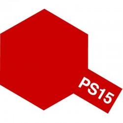 PS-15 Metallic red
