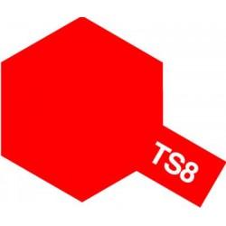 TS-8 Italian red