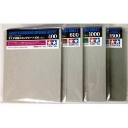 Tamiya Sanding Sponge Sheet 180, 240, 320