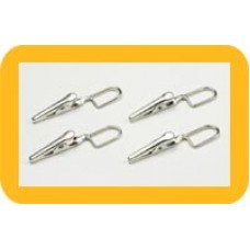Alligator Clip for Painting Stand (4 pcs.)