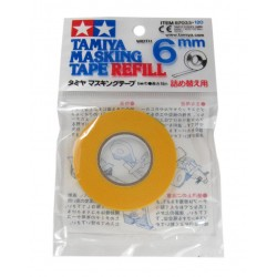 Masking Tape Refill (6mm Width)