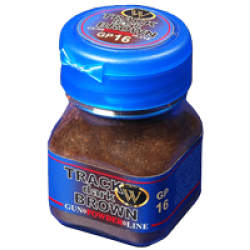Wilder Gunpowder Line Track Dark Brown (50ml)